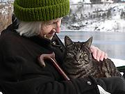 Katten på Blockhusudden