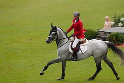 Lansink Jos (BEL) - King Kolibri<br /> World Equestrian Festival, CHIO Aachen 2011<br /> © Dirk Caremans