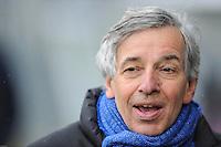Claude MICHY - 24.01.2015 - Clermont / Chateauroux  - 21eme journee de Ligue2<br />Photo : Jean Paul Thomas / Icon Sport