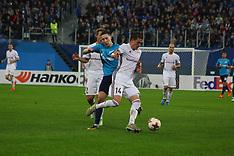 Zenit vs Rosenborg - 19 October 2017
