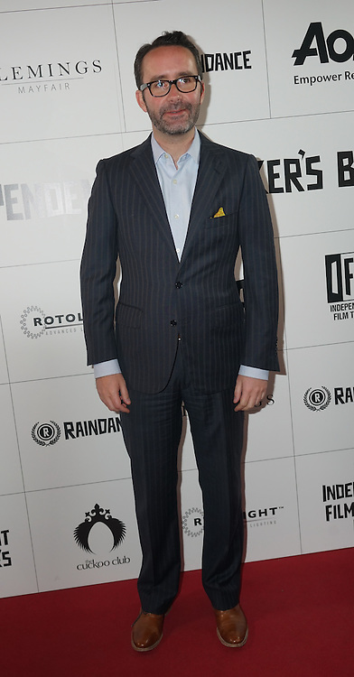 London,England,UK : Mexican Ambassador Mr Diego Gómez Pickering attend the Raindance Filmmakers Ball by London Flair Pr at Cafe De Paris  in London. Photo by See Li