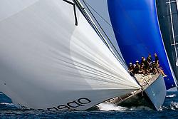 08_022369 © Sander van der Borch. Porto Cervo,  2 September 2008. Maxi Yacht Rolex Cup 2008  (1/ 6 September 2008). Day 2.
