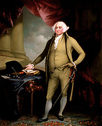 John Adams (October 30, 1735 – July 4, 1826) was an American statesman, diplomat and political theorist. A leading champion of independence in 1776, he was the second President of the United States (1797–1801). Portrait by William Winstanley, 1798.