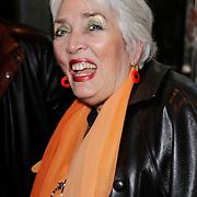 NLD/Amsterdam/20120420 - Show Joan Collins, Xaviera Hollander