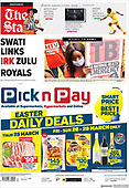 March 25, 2021 (AFRICA): Front-page: Today's Newspapers In Africa