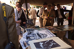 Sep 11, 2016 - Chichester, England, United Kingdom - Memorabilia available at the Goodwood Revival vintage sports car race. (Credit Image: © Mark Avery via ZUMA Wire)