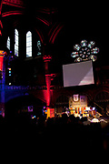 The Union Chapel, Islington, London. This practising church is also a well known music venue, and arts centre. With an old England charm, this is one of the best concert venues in the capital, with incredible acoustics.