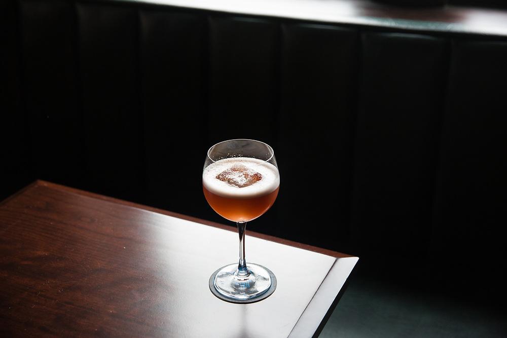 Blacktail bar in Manhattan, 2016.