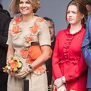 NLD/Amersfoort/20190427 - Koningsdag Amersfoort 2019, Koningin Maxima en Prinses Alexia