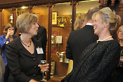Cocktail Reception for Blue Leadership Honorees. Yale University Athletics Blue Leadership Ball 2009.