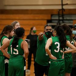 01-19-2021 Girls Basketball 8th Grade