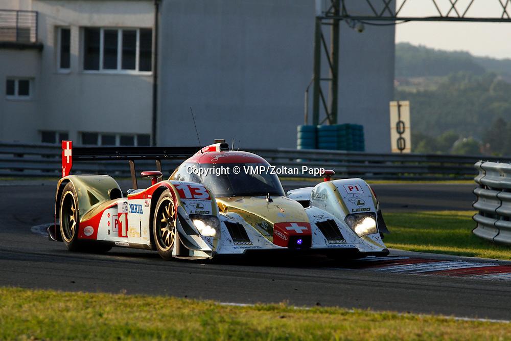 Belicchi/Boullion- Rebellion Lola B10/60 (13), Le Mans Series 1000 Kilometres Hungaroring 2010