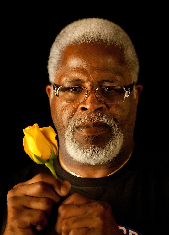AUSTIN, TX - MAY 14: Earl Campbell poses for a portrait in Austin, Texas on May 14, 2012. © 2012 Darren Carroll