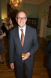 LOYD GROSSMAN at a party to celebrate the publication of 'A Much Married Man' by Nicholas Coleridge held at the ESU, Dartmouth House,  37 Charles Street, London W1 on 4th May 2006.<br />