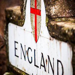 England sign