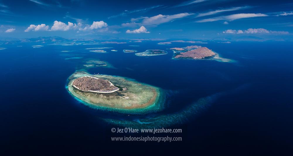 Kanawa Island & Komodo National Park, Flores, Nusa Tenggara Timur, Indonesia.