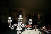 Thursday February 14th 2008..Boulogne (Hauts de Seine), France..In an apartment .Rue du Fief - 92100 Boulogne