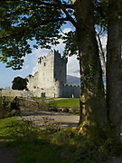 Ross Castle on Lough Leane, Killarney in County Kerry Ireland.<br /> Picture by Don MacMonagle -macmonagle.com