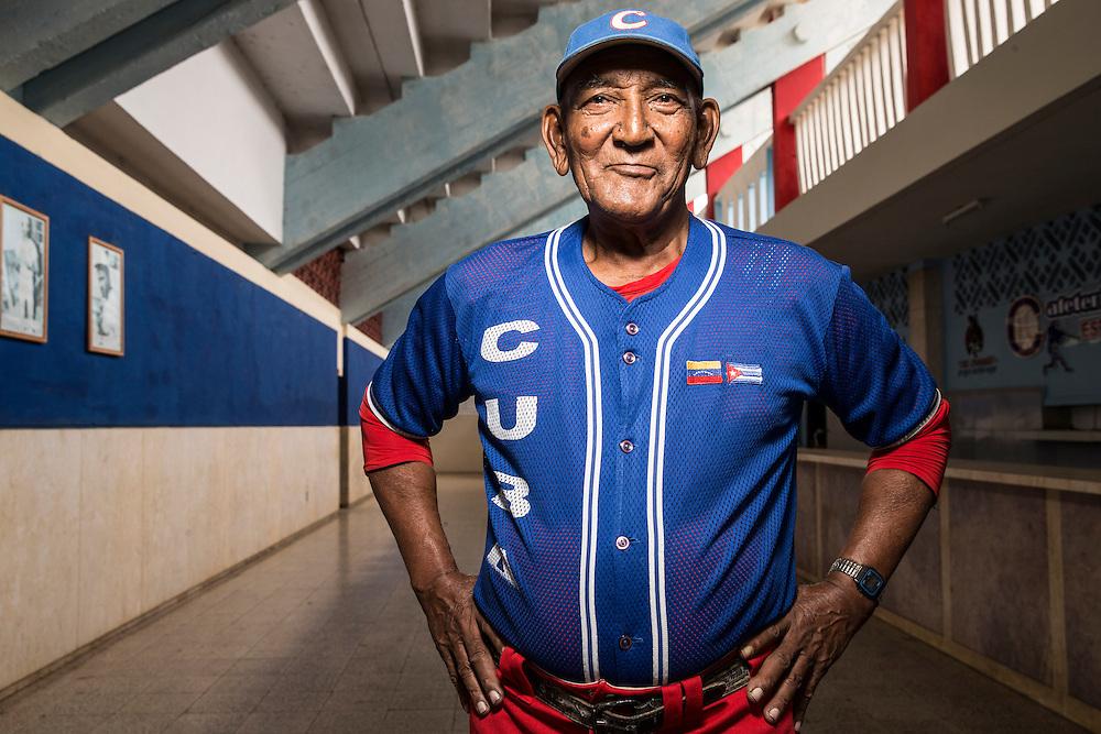 Legends of Cuban Baseball