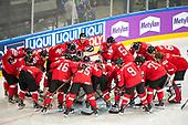 2016/17 Swiss National Ice Hockey Team
