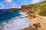 Beautiful Kepuhi Beach, West Molokai, Hawaii