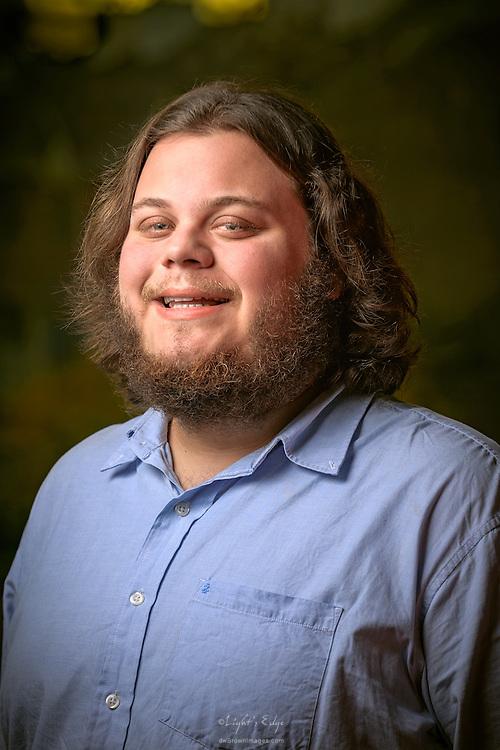 Headshot of Matt