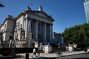 Tate Britain art gallery at Millbank, Westminter, London.