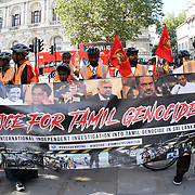 London to Geneva - Justice for Eelam Tamil people in UK