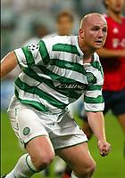 Fotball<br /> UEFA Champions League<br /> 17.09.2003<br /> Bayern München v Celtic<br /> NORWAY ONLY<br /> Foto: Digitalsport<br /> <br /> JOHN HARTSON