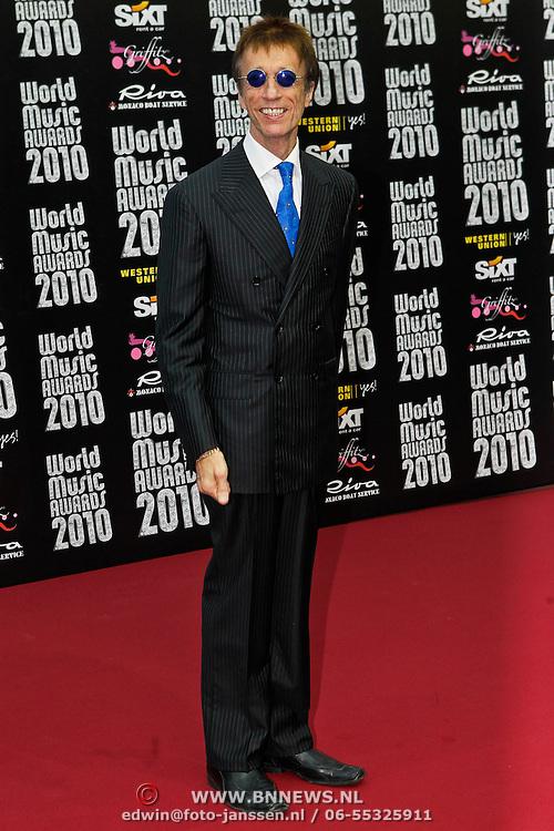 MON/Monte Carlo/20100512 - World Music Awards 2010, Robin Gibb