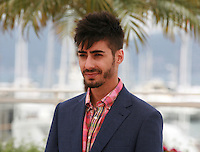 Actor Carlos Rodrigez at the photo call for the film Beautiful Youth (Hermosa Juventud) at the 67th Cannes Film Festival, Monday 19th May 2014, Cannes, France.