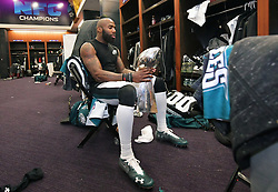 The Philadelphia Eagles beat the New England Patriots 41-33 in Lurie Super Bowl LII  at US Bank Stadium on February 4, 2018 in Minneapolis, Minnesota. (Photo by Philadelphia Eagles)