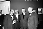 1967 - NFA meeting in the Shelbourne Hotel, Dublin