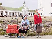 Elderly women, Suzdal, Russia