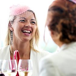 Bath Racecourse Ladies Day