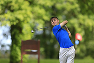 Ryan McNelis (Fintona) during the final round of the Connacht Boys Amateur Championship, Oughterard Golf Club, Oughterard, Co. Galway, Ireland. 05/07/2019<br /> Picture: Golffile   Fran Caffrey<br /> <br /> <br /> All photo usage must carry mandatory copyright credit (© Golffile   Fran Caffrey)