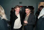JOHN PAWSON; HARRY HANDLESMAN, Wallpaper  Design Awards in partner ship with aSton Martin. The Edison, 223-231 Old Marylebone Road, London. 12 January 2011. . This year it is in partnership with Aston Martin.-DO NOT ARCHIVE-© Copyright Photograph by Dafydd Jones. 248 Clapham Rd. London SW9 0PZ. Tel 0207 820 0771. www.dafjones.com.
