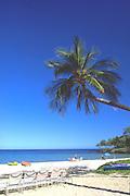 Kauna'oa Beach, Island of Hawaii, Hawaii, USA<br />