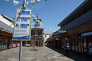 2020-06-20 Shops preparing to Re-Open in Carmarthen