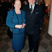 Premiere Meeting Mr. Green Den Haag, Paul van Gorkum en zijn vrouw Lenie