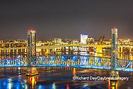 63412-01301 Main Street Bridge St. Johns River, Jacksonville, FL