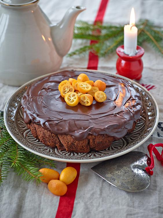 Kryddigt och mjukt till jul