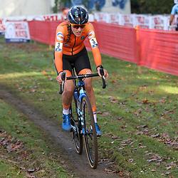 07-11-2020: Wielrennen: EK Veldrijden: Rosmalen <br />Lucinda Brand