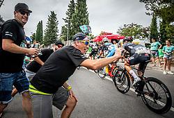 Matevz Govekar during Slovenian National Road Cycling Championships 2021, on June 20, 2021 in Koper / Capodistria, Slovenia. Photo by Vid Ponikvar / Sportida