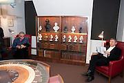 JEREMY THOMAS; TCHAIK CHASSAY, Mat Collishaw, Tracey Emin & Paula Rego: At the Foundling. Foundling Museum. Brunswick Square. London. 12 February 2010.