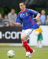 Fotball<br /> UEFA U17 Championships<br /> 04.05.2007<br /> Frankrike<br /> Foto: Imago/Digitalsport<br /> NORWAY ONLY<br /> <br /> Damien Le Tallec (Frankreich U17)