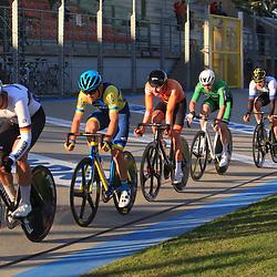 13-10-2020: Wielrennen: EK Baan: Fiorenzurola
