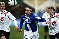 Fotball, 8. mars 2010 , Privatkamp , La Manga<br /> Sogndal - Sarpsborg 08<br /> <br /> Lars Grorud , Sogndal , Øyvind Hoås , Sarpsborg og Per Egil Flo , Sogndal (tv)