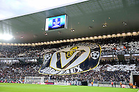 supporters Bordeaux - Nouveau Stade Bordeaux   - 23.05.2015 - Bordeaux / Montpellier - 38eme journee Ligue 1<br /> Photo : Nolwenn Le Gouic / Icon Sport