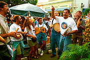PUERTO RICO, FESTIVALS college students singing
